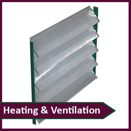 Heaters / Ventilation