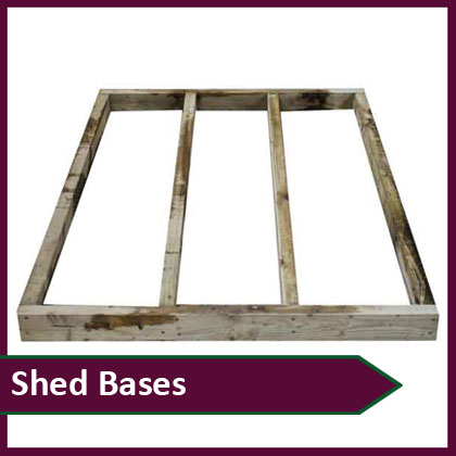 Shed Bases