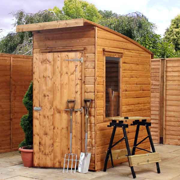 the 28x28mm frame and high quality shiplap tongue and groove board makes the shed strong and sturdy these quality sheds have strong braced single doors - Garden Sheds 6x4