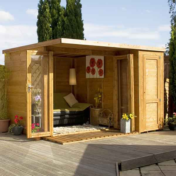 Great Value Sheds, Summerhouses, Log Cabins, Playhouses ...