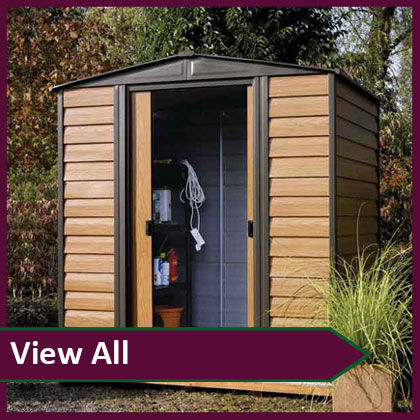 View all Metal Sheds