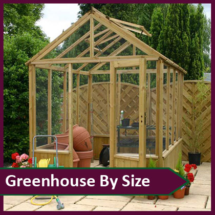 Greenhouses by Size