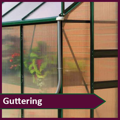 Shed Guttering Kits
