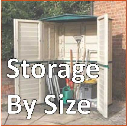Storage by Size
