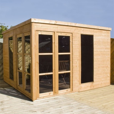 10 x 10 Wooden Garden room Pool house Summerhouse