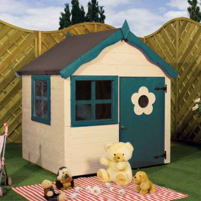 4 x 4 Wooden Children Snug Playhouse