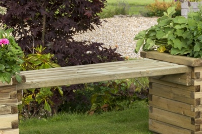 NEW ISABEL BENCH (bench only) WOODEN PRESSURE TREATED (0.94 x 0.4m)