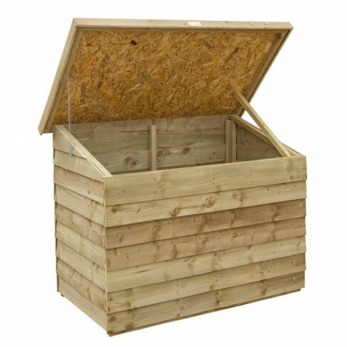 3 x 2 Wooden Chest Garden Storage