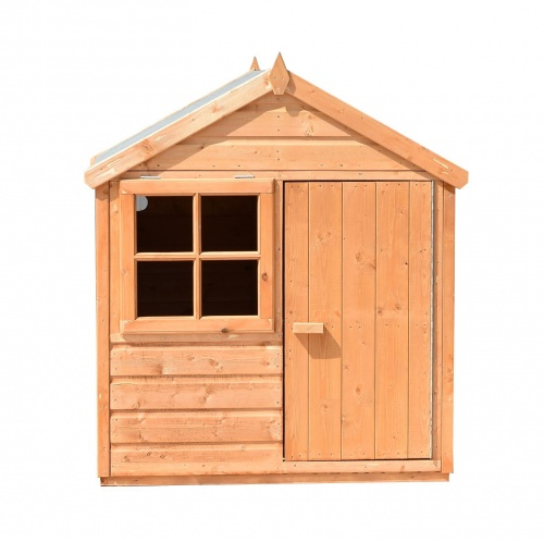 4x4 Wooden Playhouse Den