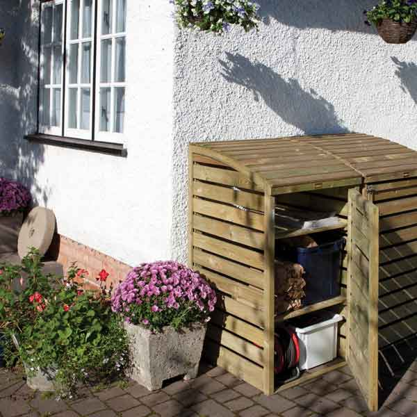 Rowlinsons Recycling Garden Box Storage